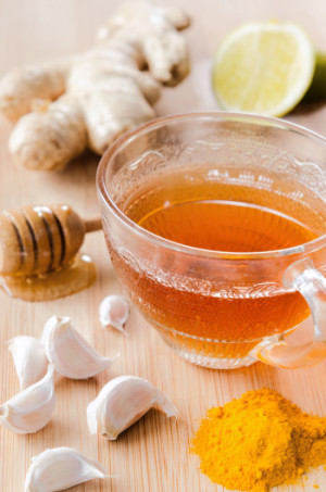 "Winter Warm-Up and Immune Boosting ""Teas"""