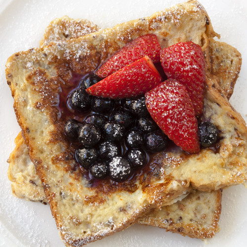My Kids Love this Healthier French Toast
