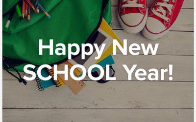 Healthy Living Ideas for a Happy School Year